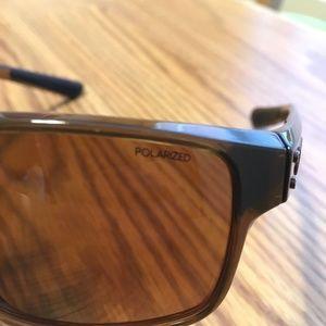 48e51e16b93 Nike Accessories - Nike Mavrk POLARIZED Sunglasses - Brown- EVO772